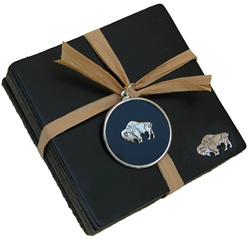 Buffalo 100 Coaster Set